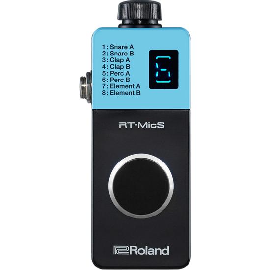 Roland RT-MicS Hybrid Drum Module