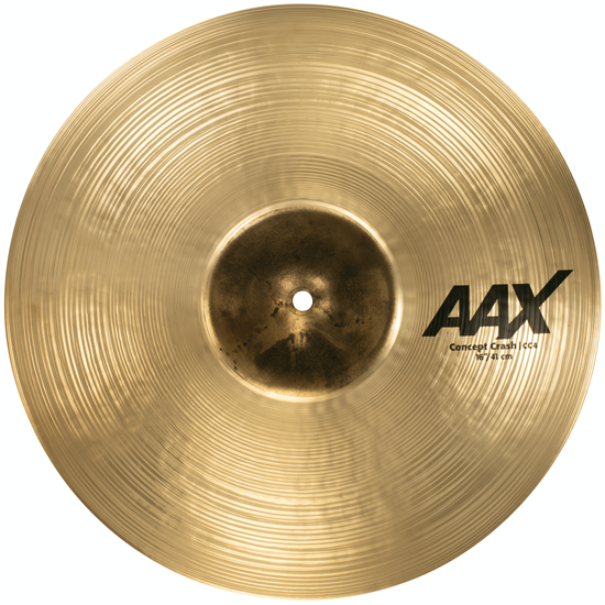 "Sabian 16"" AAX Concept Crash"