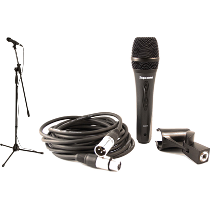 Supreme DM-835 Complete Microphone Kit