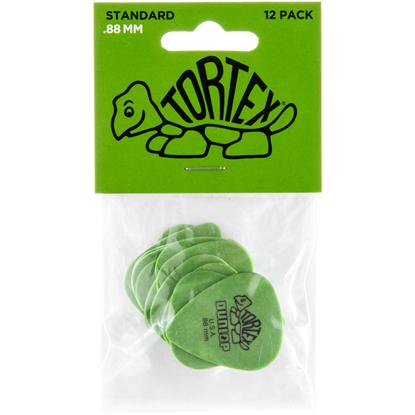 Dunlop Tortex 418P.88 Plektrum 12-pack
