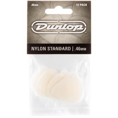 Dunlop Nylon 44P.046 Plektrum 12-pack