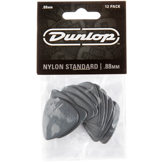 Dunlop Nylon 44P.88 Plektrum 12-pack