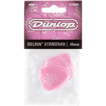 Dunlop Delrin 500 41P.46 Plektrum 12-pack