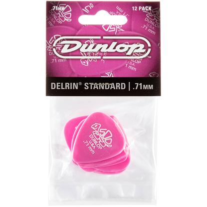 Dunlop Delrin 500 41P.71 Plektrum 12-pack
