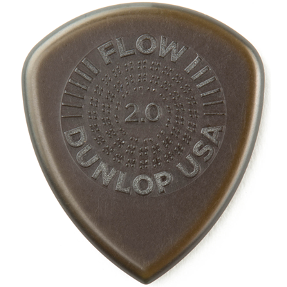 Dunlop Flow Standard 549P200 Plektrum 6-pack