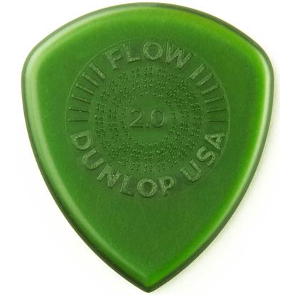 Dunlop Flow Jumbo 547P200 Plektrum 3-pack