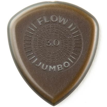 Dunlop Flow Jumbo 547P300 Plektrum 3-pack
