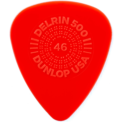 Dunlop Delrin 500 Prime 450P046 Plektrum 12-pack