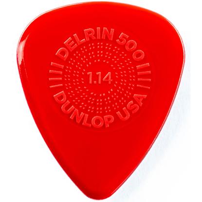 Dunlop Delrin 500 Prime 450P0114 Plektrum 12-pack