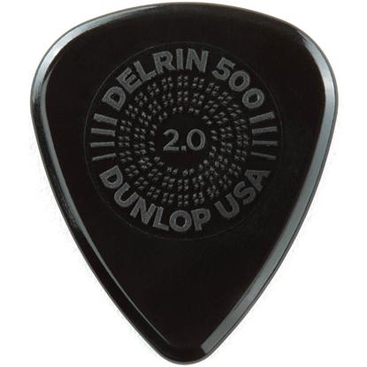 Dunlop Delrin 500 Prime 450P0200 Plektrum 12-pack