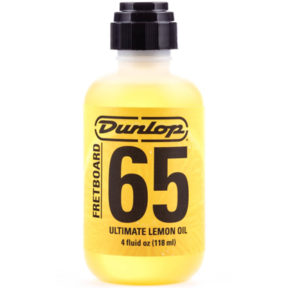 Dunlop Formula 65 Fretboard Ultimate Lemon Oil 6554