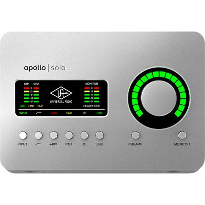 Universal Audio Apollo Solo Heritage Edition USB