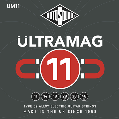 Rotosound Ultramag UM11 Medium 11-48