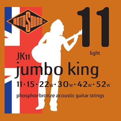 Rotosound Jumbo King JK11 Light 11-52