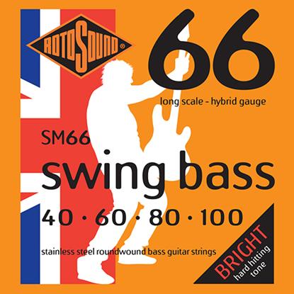 Rotosound Swing Bass 66 Hybrid 40-100