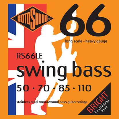 Rotosound Swing Bass 66 Heavy 50-110