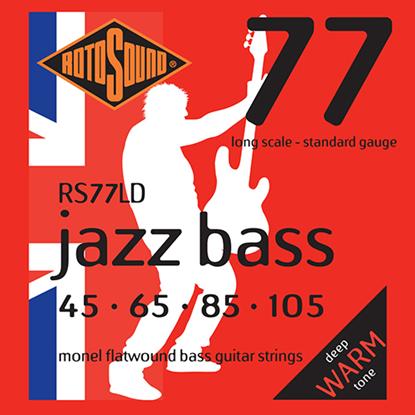 Rotosound Jazz Bass 77 Standard 45-105