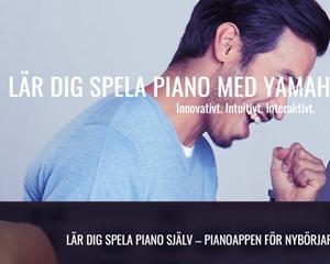 Bild för kategori Lär dig spela piano med Yamaha och Flowkey