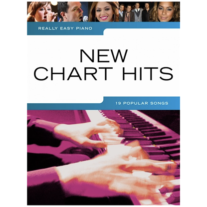 Really Easy Piano New Chart Hits