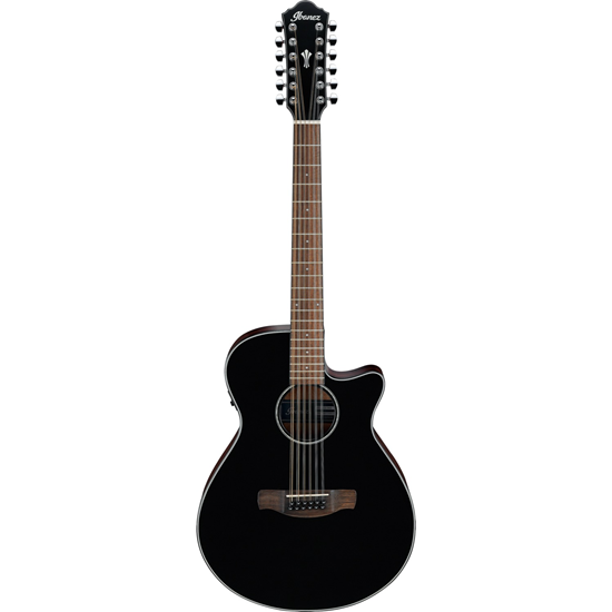 Ibanez AEG5012-BKH Black High Gloss
