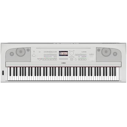 Yamaha DGX-670 White