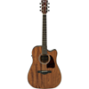 Ibanez AW54CE-OPN Open Pore Natural