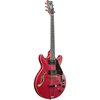 Ibanez AMH90-CRF Cherry Red Flat