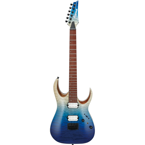 Ibanez RGA42HPQM-BIG Blue Iceberg Gradation