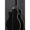 Ibanez AEB8E-BK Black High Gloss