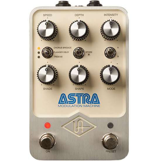 Universal Audio UAFX Astra Modulation Machine