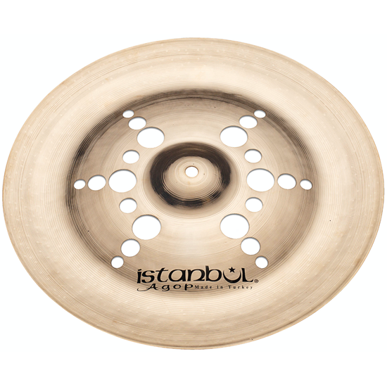 """Istanbul Agop 20"""" Xist Ion China"""