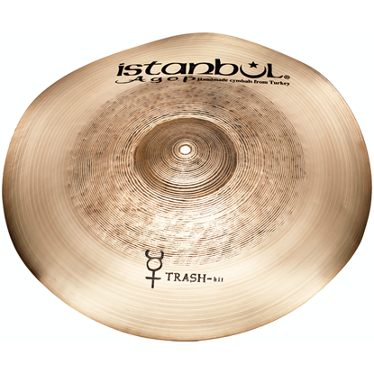 "Istanbul Agop 10"" Traditional Trash Hit"