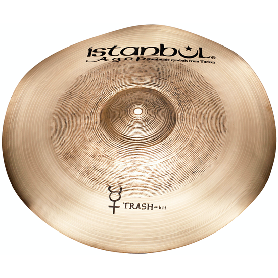 """Istanbul Agop 12"""" Traditional Trash Hit"""