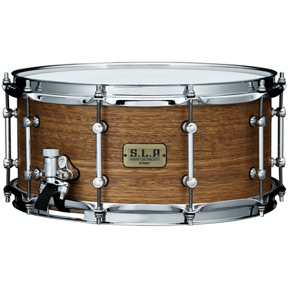 "TAMA S.L.P. Bold Spotted Gum 14"" x 6.5"""
