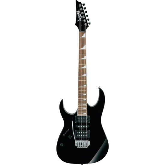 Ibanez GRG170DXL-BKN Black Night