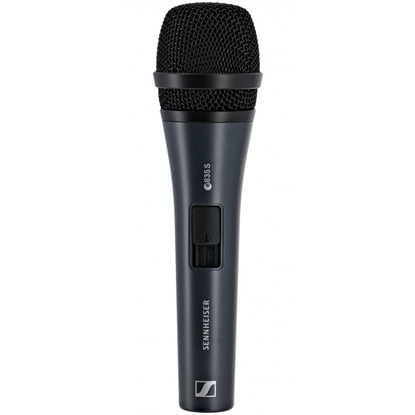 Sennheiser E 835S Live Performance Microphone