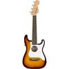 Fender Fullerton Strat® Uke Sunburst