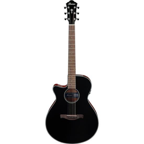 Ibanez AEG50L-BKN Black High Gloss