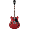 Ibanez AS73-TCD Transparent Cherry Red