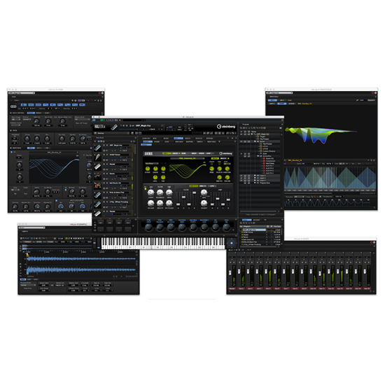 Steinberg HALion 6 VST Sampler & Sound Design System