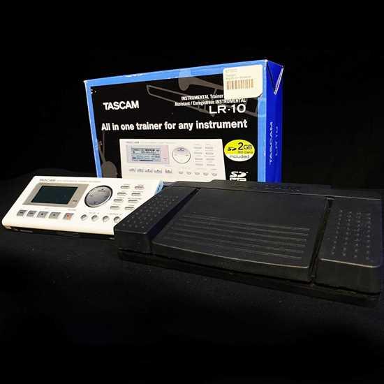 Bild på Tascam LR10 inkl. fotpedal (Begagnad)