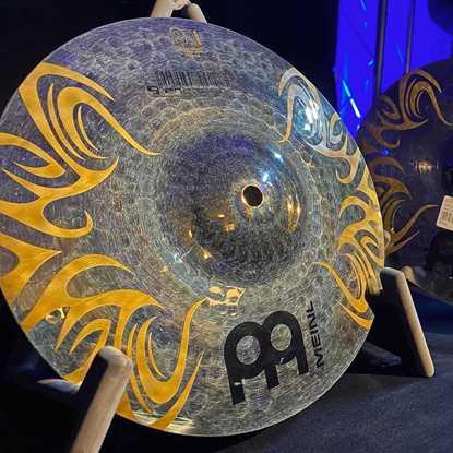 "Bild på Meinl Cymbal Hihat 10"" FX Generation X (Begagnad)"