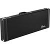 Fender Classic Series Wood Case Strat / Tele Black
