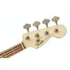 Fender 60th Anniversary Roadworn '60s Jazz Bass Pau Ferro Fingerboard Olympic White