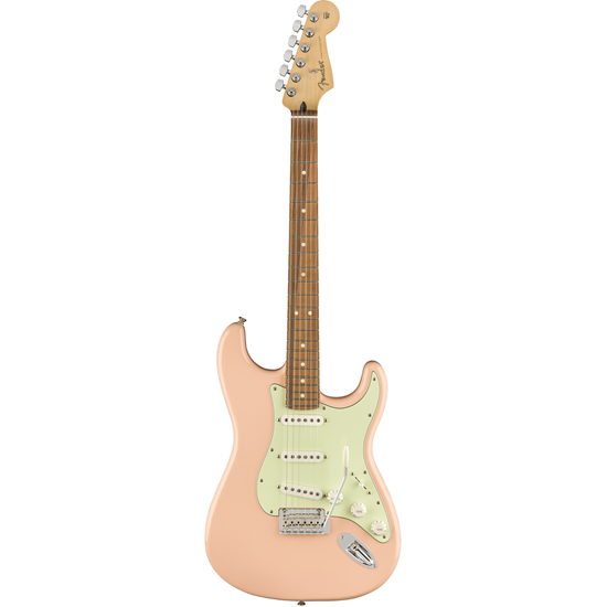 Fender Player Stratocaster® Pau Ferro Fingerboard Shell Pink Limited Edition