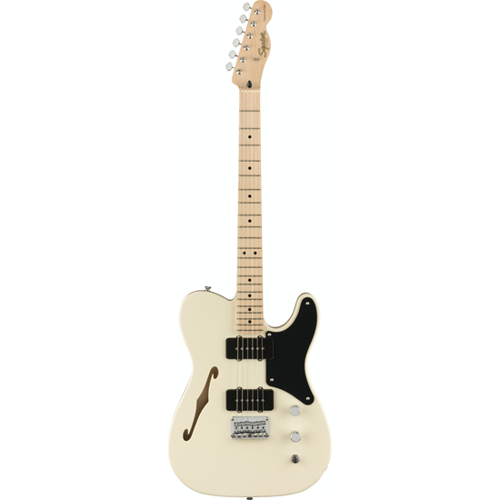 Squier Paranormal Cabronita Telecaster® Thinline Olympic White