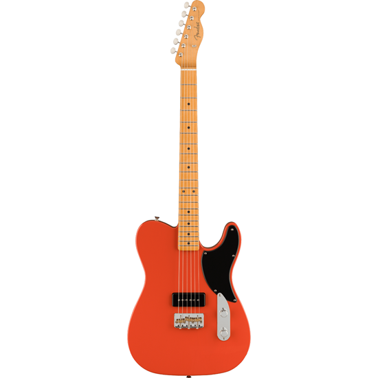 Fender Noventa Telecaster® Maple Fingerboard Fiesta Red