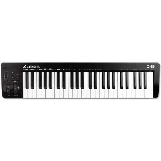 Alesis Q49 mk2 49-Key USB-MIDI Keyboard Controller