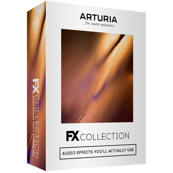 Arturia FX Collection