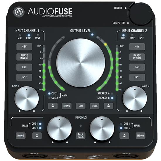 Arturia AudioFuse Rev 2